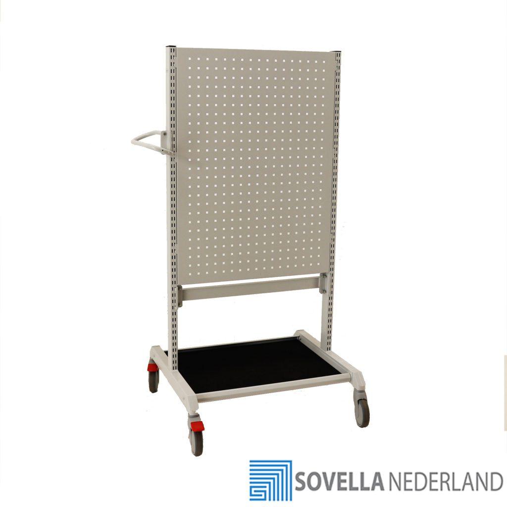 Sovella Nederland Treston trolley combinatie 5 met gereedschapsborden aan 2 zijden